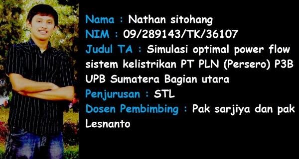 Nathan saputra Sitohang
